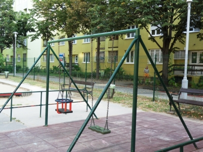 Hun utcai játszótér