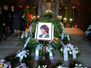Végső búcsú a Farkasréti temetőben