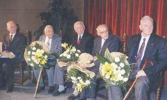 1996. díszpolgárai