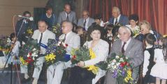 1998. díszpolgárai