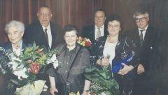 1999. díszpolgárai