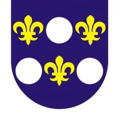 Kassa-Délváros címere