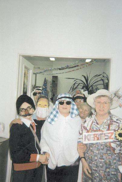 Carnival in the Pensioners' Club