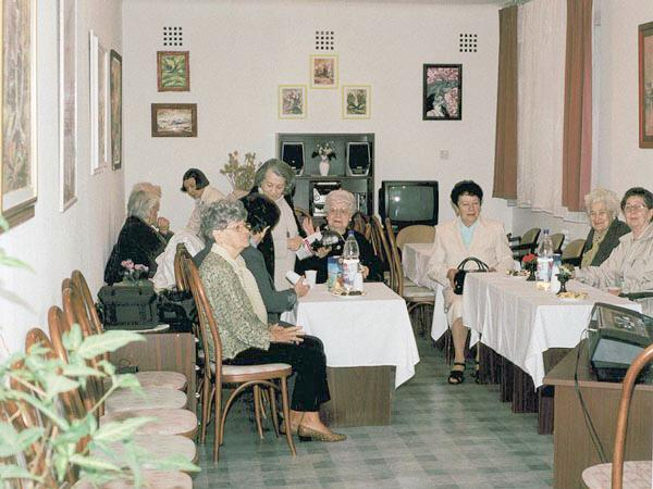 Inauguration of the Pensioners' Club