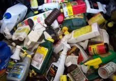 Veszélyes hulladékok gyűjtése