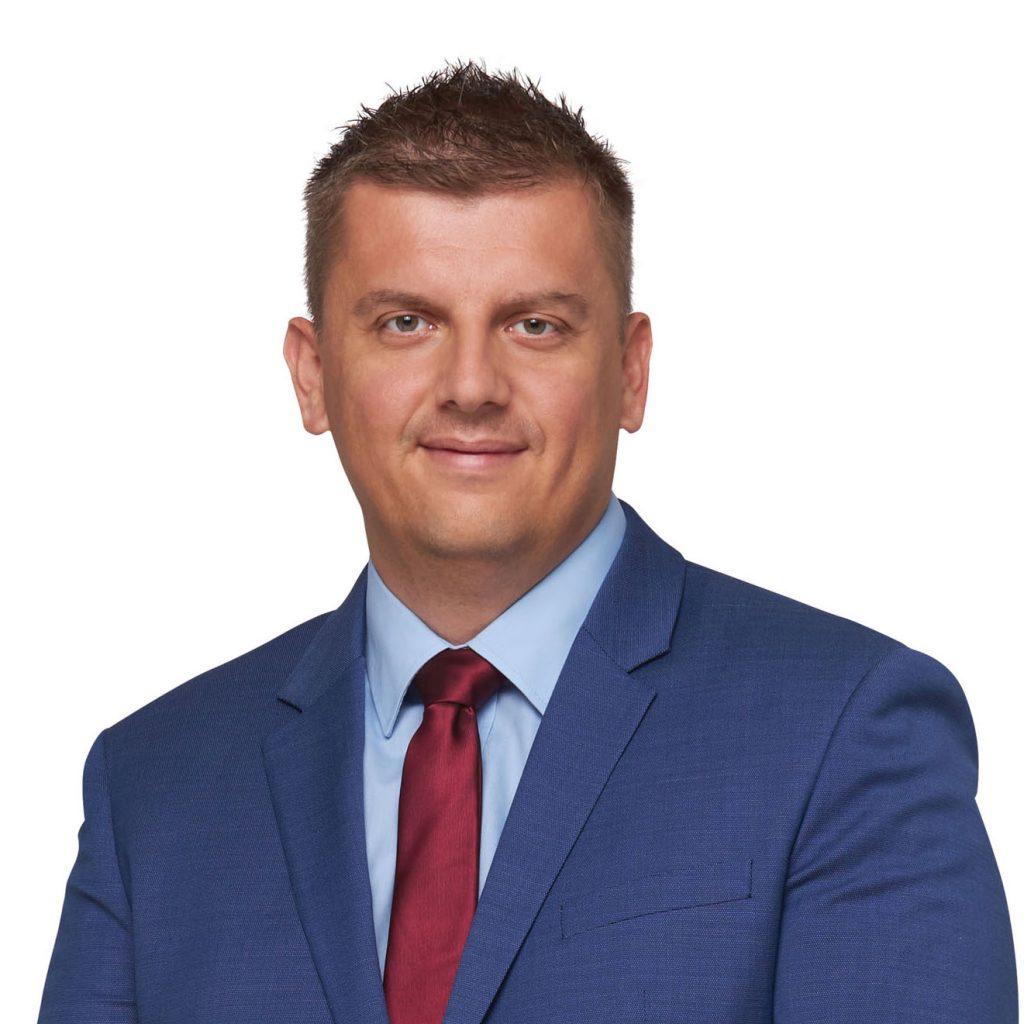 Dr. Puchner Gábor alpolgármester