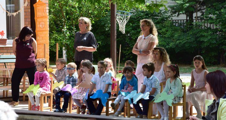 30. szülinapját ünnepelte a Futár Tagóvoda