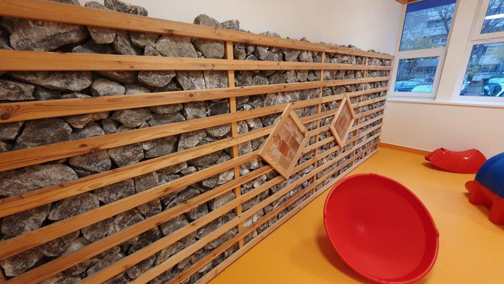 Sószoba a Hétszín tagóvodában
