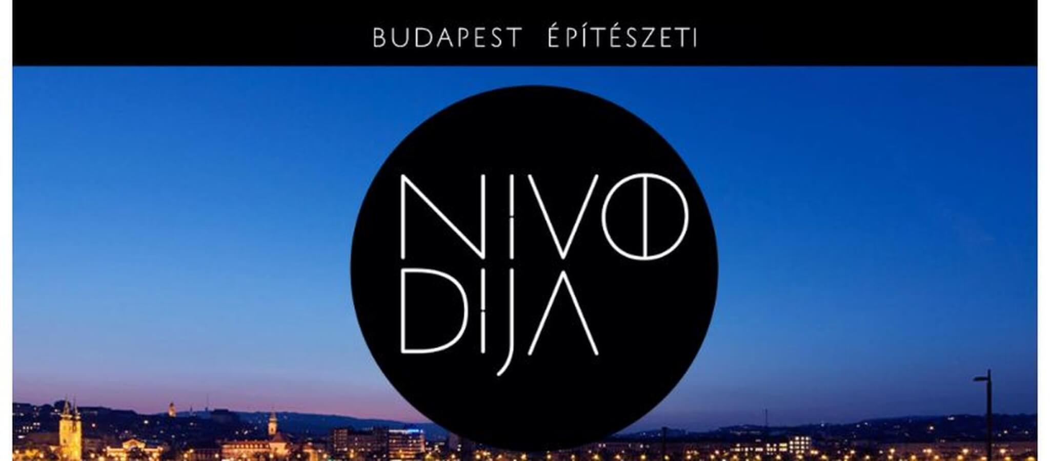 Budapesti Építészeti Nívódíj logója